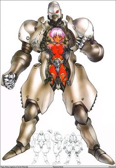 Masamune Shirow Art 57.jpg: