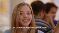 ... <b>Wednesday</b>, <b>we</b> bring you our '<b>On Wednesday</b>'s <b>We</b> <b>Wear</b> <b>Pink</b>.' make