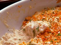 Drunken Goat Cheese Crab Dip from FoodNetwork.com