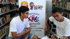 Rap criado por alunos parceiros do Game Superação Jovem do Instituto Ayrton Senna E.E Capitão Joel Miranda D.E Taquaritinga