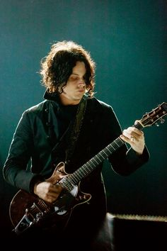when the reaper comes for me, I want him to look like Jack White
