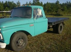 1966 FORD F350 FLAT BED,HOT ROD,RAT ROD,RACE,VINTAGE,ANTIQUE, image 3
