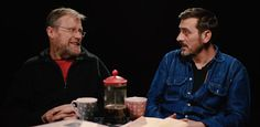 Coronation Street Blog: VIDEO: Online Q&A with David Neilson and Chris Gas...