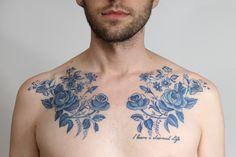 Johnny Jinx, Broken Clover Tattoo, Tucson, AZ