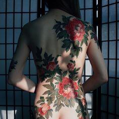 Tattoo by Jinpil Yuu