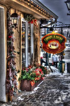 Cabane A Sucre Hdr Photography, Landscape Photography, Winter Snow, Winter Christmas, Monuments, America And Canada, North America, O Canada, Quebec City