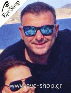 Αντώνης Ρέμος φοράει τα γυαλιά ηλίου κλικ στη φωτο για να τα βρείτε #eyeshopgr #eyeshopgrcelebrities #artwoodmilano Mirrored Sunglasses, Mens Sunglasses, Remo, Eyes, Man Sunglasses, Men's Sunglasses