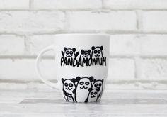 "Kubek+""Pandamonium""+300ml+w+Salomeah+na+DaWanda.com"