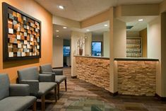 photos of dental office designs | Dental Office Architecture and Interior Design - Highline Family ...