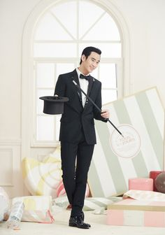 KIM SOO HYUN IS FINGER LICKIN' GOOD IN TOUS LES JOURS CF