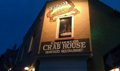 Lowcountry Classics with My Best Friend - Charleston Crab House Seafood Restaurant, South Carolina