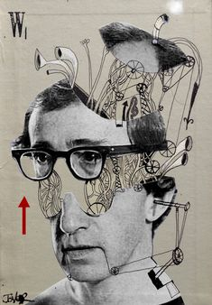 47 Original Artworks curated by Evangelyn Delacare, Inspired by Hannah Höch. Original Art Collection created on November Collage Portrait, Abstract Portrait, Collage Of Photos, Collage Artwork, Hannah Hoch Collage, Dadaism Art, Dada Collage, Newspaper Art, Arte Pop