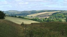 Hod Hill – Iron Age hill-fort, Roman camp