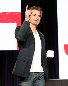 DVR Alert: Timothy Olyphant to Guest on Chelsea Lately and The Ellen Show - Timothy Olyphant
