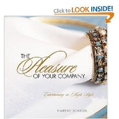 The Pleasure of Your Company by Kimberly Whitman