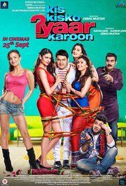 Kis Kis Se Pyar Karu Full Movie. A man (Kapil Sharma) falls in love with four women, but how will he keep them from finding out about each other?