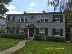 Shemp Howard home,  Burbank/LA