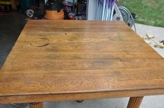 chalkboard paint on a table - Bing Images