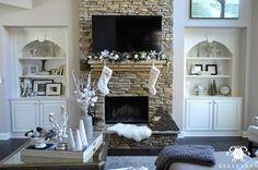 Christmas Living Room 10