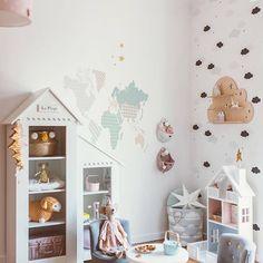 Nursery Furniture Sets, Kids Furniture, Furniture Making, Nursery Decor, House Beds For Kids, Cot Bedding, Scandinavian Design, Interior Inspiration, Cribs