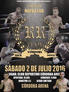 BUDOKAN blog de artes marciales : Interclub Nueva Era - Kick boxing - Córdoba