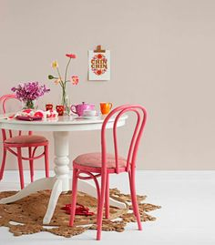 Restore, recycle and reinvent your preloved furniture with the coolest & glossiest of paint colours.