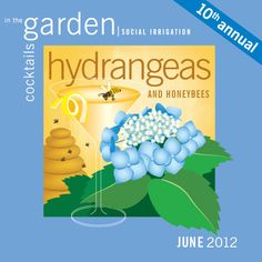 Atlanta Botanical Gardens - Every Thursday - 6-10p   Sip on a Honeybee (rum, honey, and lemon) while admiring the hydrangea collection.