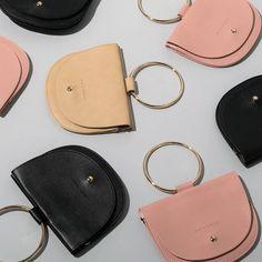 077a2e5021 Melie Bianco, Black Rings, Vegan Leather, Iphone 7 Plus, Shoulder Strap,