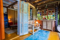 Check out this awesome listing on Airbnb: Loft Bangalow c/ VISTA do Mar coz,wifi, ,prive,ar - Houses for Rent in Ilhabela