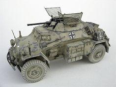 Leichter Panzerspahwagen Sd.Kfz.222