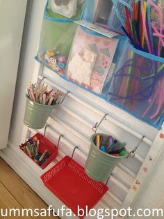 Old Crib re-use Umm Safufa: Project Craft Room - Storage