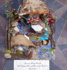 Barrett the Brownie Fairy World by Tammy Brackett