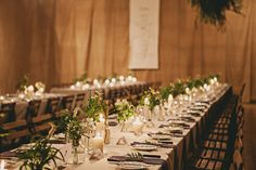 Sarah + Josh   Photography by Katie Hillary   Styling by feastoflove.com.au Feast Of Love, Tablescapes, Wedding Events, Table Settings, Candles, Table Decorations, Fun, Photography, Furniture