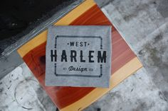 West Harlem Design Tshirt
