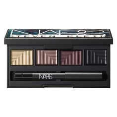 Nars Steven Klein Dead of Summer Eyeshadow Palette. A limited edition dual-intensity eyeshadow palette collaborated between NARS and iconic fashion photographer, Steven Klein.