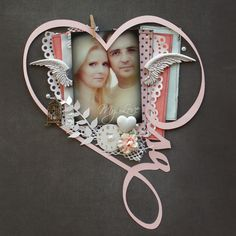 """Cut & Paste """"Flair"""" Collection """"My Love""""LO2"""