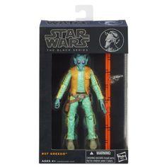 Star Wars A New Hope Black Series Wave 2 Greedo Action Figure Star Wars Toys, Star Wars Art, Star Trek, Fallout, Figurine Star Wars, Star Troopers, Grand Admiral Thrawn, Knights Of Ren, Big Battle