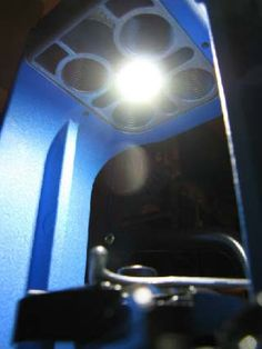 Skylight LED lighting Kit for the Dillon 550 b | Inline Fabrication