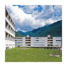 Monte Carasso, Luigi Snozzi Mid Century Design, Luigi, Desktop Screenshot, Art, Art Background, Kunst, Performing Arts, Art Education Resources, Artworks