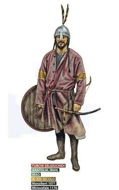 1071 c. Seljuk Warrior