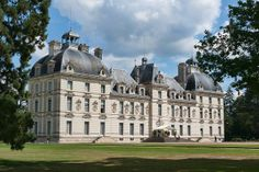 Cheverny © Jean-Christophe Benoist - licence [CC BY-SA 3.0] from Wikimedia Commons
