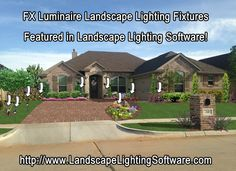 9 best fx luminaire outdoor lighting design software images on