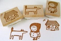 Nice little stamps :-)