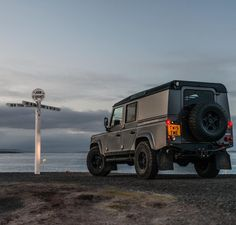 There are no limits in a Twisted.  Image: @gfwilliams  #JohnOGroats #AntiOrdinary #TwistedDefender #Defender #LandRover…
