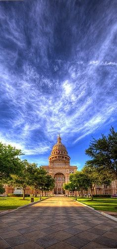Texas State Capitol - I need to get back to Austin for a visit. It's changed so much since I lived there.