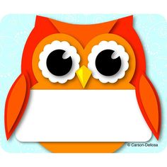 Coordinate your classroom with the popular Colorful Owl name tags. Stay organized and get creative using these ready-to-use name tags for games, storage boxes, charts and even folders! Also perfect fo