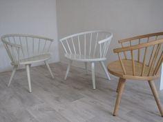 Arka chair by Ingve Ekström, Sweden Wishbone Chair, Sweden, Chairs, Furniture, Home Decor, Decoration Home, Room Decor, Home Furnishings, Stool