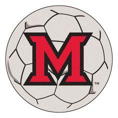 Miami University - OH Soccer Ball