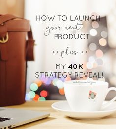 40K launch strategy revealed - What to do 12-, 8-, 4- and 2- weeks before your next product release