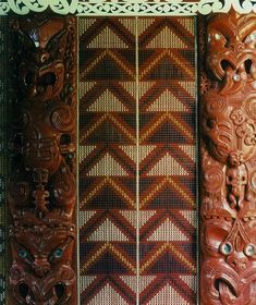 niho taniwha (teeth of the monster)